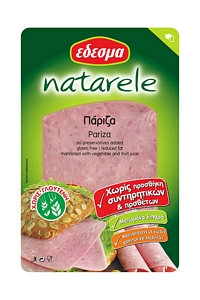 Pariza in slices Natarele 140g